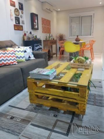 Apartamento à venda com 2 dormitórios em Jardim mauá, Novo hamburgo cod:15582 - Foto 4