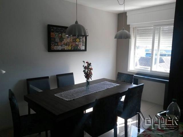 Apartamento à venda com 3 dormitórios em Centro, Novo hamburgo cod:6585 - Foto 4