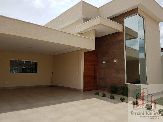 Linda Casa Moderna no Vicente Pires Ernani Nunes - Foto 18