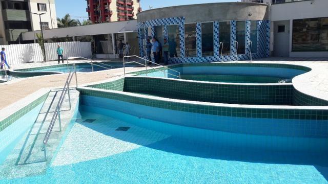 Apto no Aquarius 1 quarto para 5 pessoas com piscinas termais - Foto 9