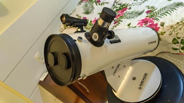 Telescópio Refletor Newtoniano Parabólico com abertura de 130mm - Foto 5