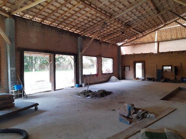 Salão de eventos rústico Beira de rio - Foto 8