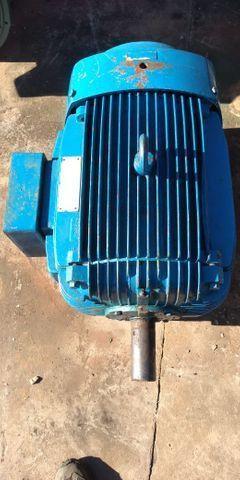 Motor Elétrico 75 CV de Baixa Rotação Industrial - Foto 5