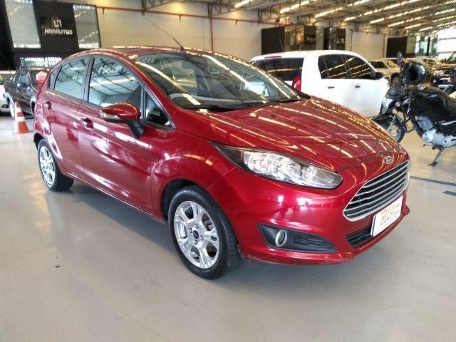 New Fiesta SEL 1.6 (Cambio Automatico) 2016/2017 - Foto 3