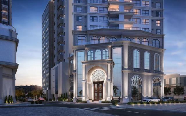 Apartamento à venda com 4 dormitórios em Centro, Balneário camboriú cod:5381