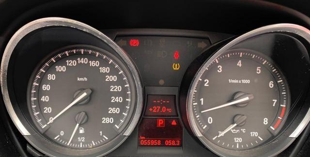 bmw Z4 conversivel 6cc interior vermelho - Foto 6