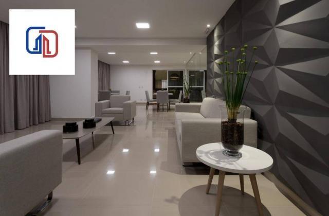 Apartamento com 2 dormitórios à venda, 62 m² por R$ 377.137 - Manaíra - João Pessoa/PB - Foto 17