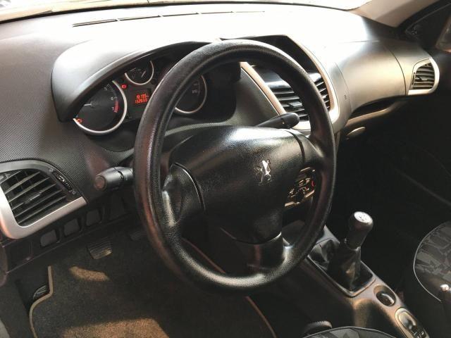 PEUGEOT 207 2010/2011 1.4 XR 8V FLEX 4P MANUAL - Foto 7