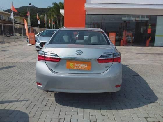 COROLLA 2019/2019 1.8 GLI UPPER 16V FLEX 4P AUTOMÁTICO - Foto 2
