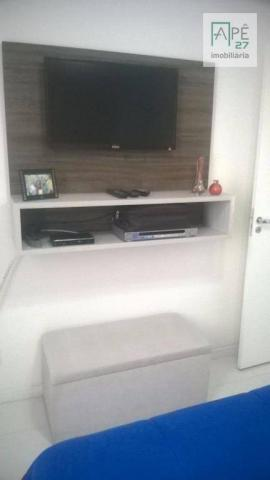 Apartamento à venda, 55 m² por R$ 310.000,00 - Ponte Grande - Guarulhos/SP - Foto 10
