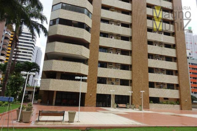 Apartamento com 4 dormitórios para alugar, 303 m² por R$ 4.200,00/mês - Aldeota - Fortalez - Foto 15