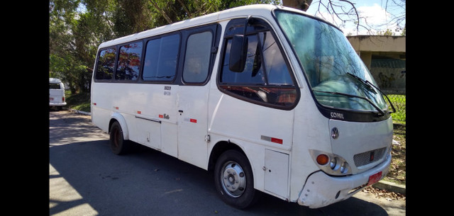 Microônibus Comil Bello 2001 MWM - Foto 5