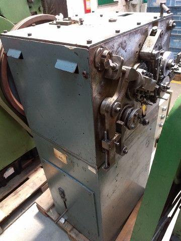Máquina para produzir molas Carjac MC1 1987 arame 0,5 a 1,6 mm - Foto 2