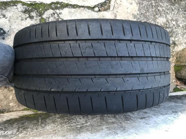 Vendo pneu michelin 265/35 20 - Foto 3