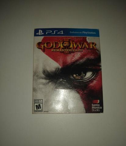 God of War 3 de PS4
