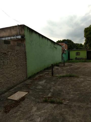 Casa com terreno murado e galpão - Foto 7