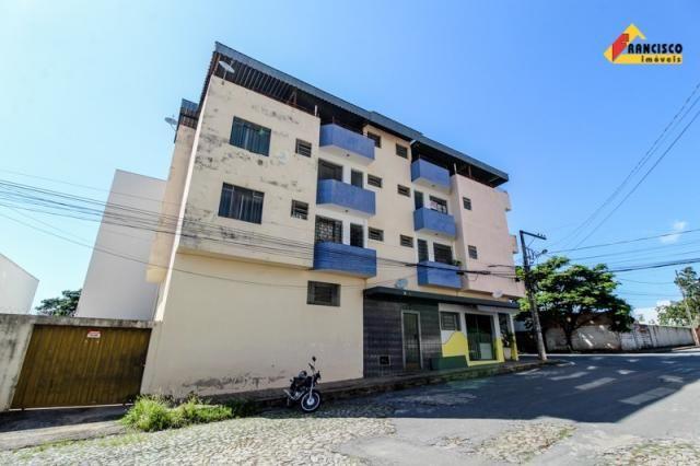 Apartamento para aluguel, 3 quartos, 1 vaga, Bom Pastor - Divinópolis/MG - Foto 2