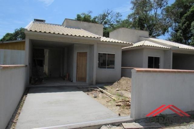 Casa nova c/ 90m², próx. Av. João H. Vieira, Baln. Itapoá
