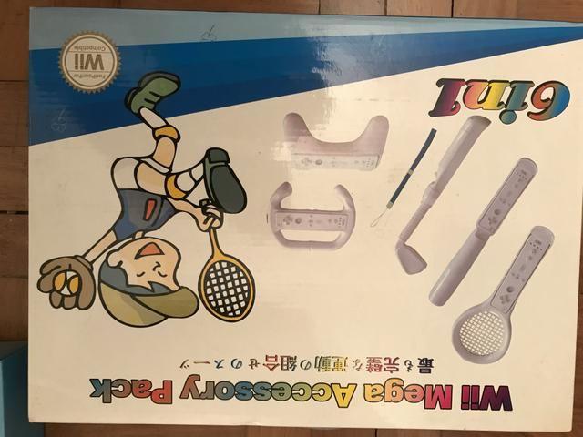 Nintendo Wii Caixa Completo C/ Wii Sports + Plataforma - Foto 6