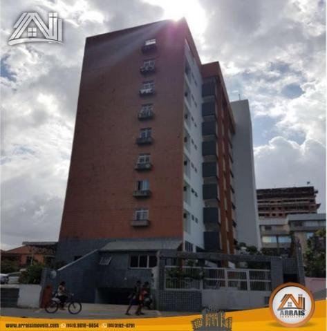 Apartamento com 3 Quartos à venda com 103 m² no Bairro Jacarecanga por R$ 299.000