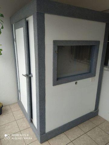 Cabine Estúdio (1,41 x 1,41 x 2,05) - Foto 4