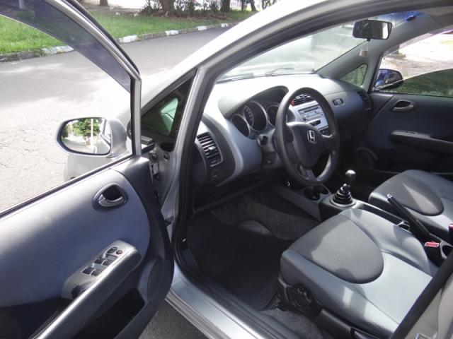 HONDA FIT 1.5 EX 16V GASOLINA 4P MANUAL. - Foto 9