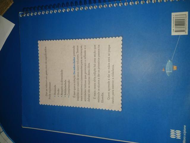 Livro De mãos dadas 3 ano - Foto 2