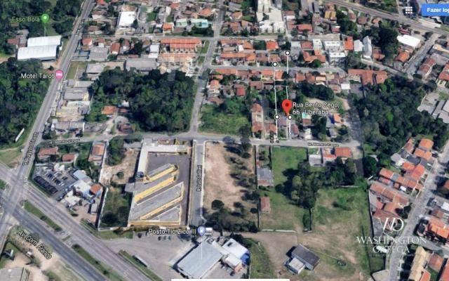 Terreno à venda, 2326 m² por r$ 2.600.000,00 - uberaba - curitiba/pr - Foto 4
