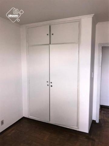 Apartamento com 2 dormitórios para alugar, 93 m². - centro - ribeirão preto/sp - Foto 9