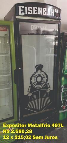 Freezer Congelador Cervejeira Expositor - Foto 4