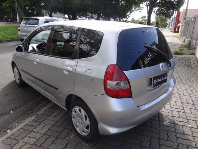 HONDA FIT 1.5 EX 16V GASOLINA 4P MANUAL. - Foto 5