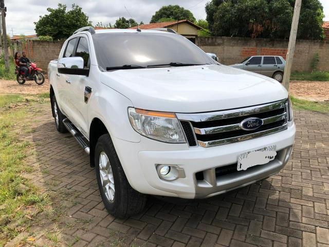 Ford Ranger Limited 2014, conservadíssima - Foto 2