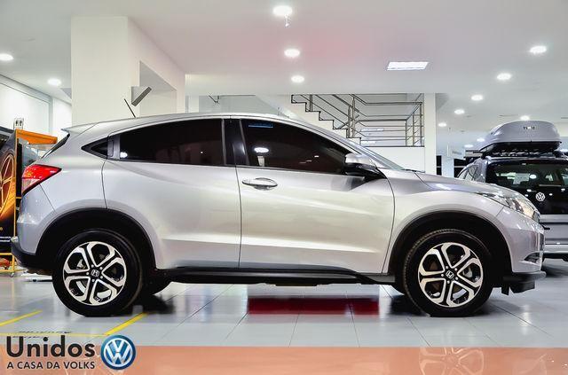 Honda HR-V LX (CVT) 1.8l 16V i-VTEC (Flex) (Auto) - Foto 3
