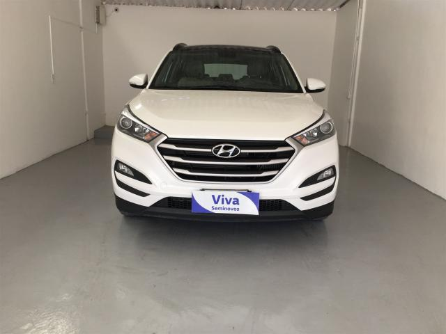 TUCSON 2017/2018 1.6 16V T-GDI GASOLINA GL ECOSHIFT