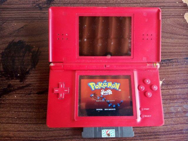 Nintendo Ds Lite - Leia o Anúncio!!! - Foto 4