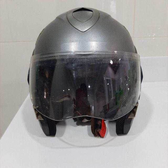 Capacete moto - Foto 3