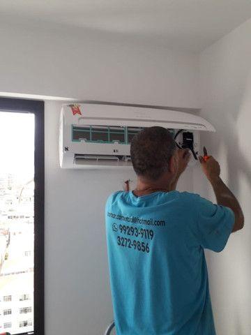 Consertos, Manutenção e instalação de Ar Condicionado - Foto 4