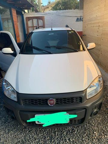 Vendo 2019! Fiat pick-up Strada