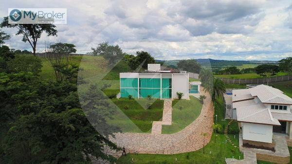 Sobrado com 4 dormitórios à venda, 622 m² por R$ 4.250.000,00 - Residencial Aldeia do Vale - Foto 2