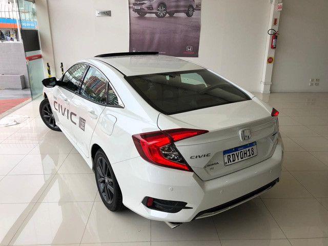 Honda Civic Touring 1.5 2021/2021 Zero Km - Foto 6