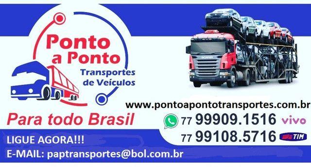 Ponto a Ponto Transporte de veiculos para todo Brasil - Foto 4