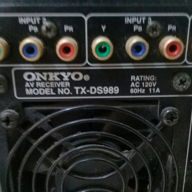 Receiver Onkio DS 989 up loaded