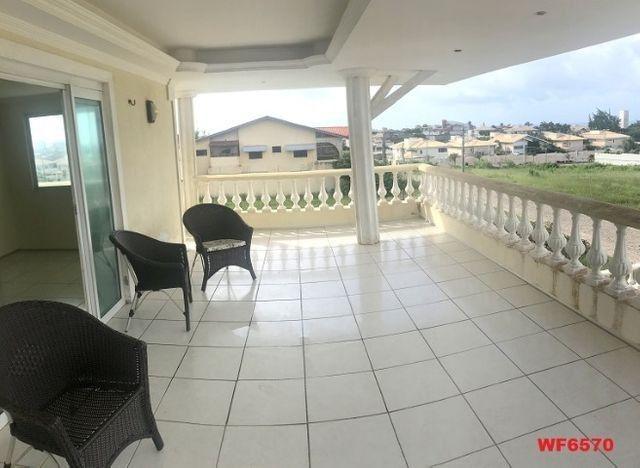 Casa duplex com 3 quartos, vista mar, 6 vagas, nascente, piscina, Bairro de Lourdes, Dunas - Foto 14