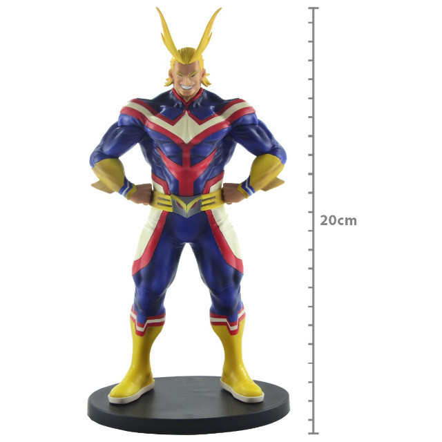 Banpresto My Hero Academia Vol 1 All Might Action Figure - Foto 5