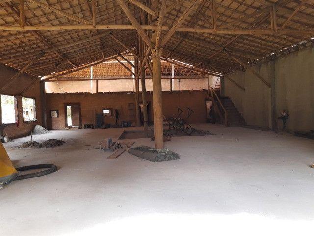 Salão de eventos rústico Beira de rio - Foto 5