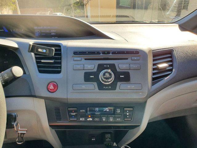 Honda Civic LXR 2.0 - 2014 - Foto 7