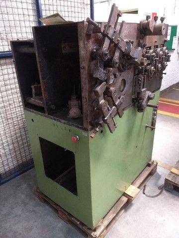 Máquina para produzir molas Carjac MC4 arame de 1,5 a 5,0 mm - Foto 2