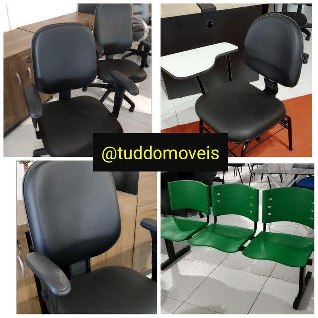 Cadeiras Escritório Tuddo Moveis - Foto 2