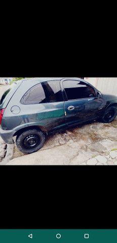 Celta 2008 Atrasado/ é Pra Deixa Assim msm Ok Troco em Carro Da Msm situação - Foto 2