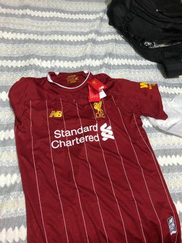 Camiseta Liverpool - Foto 2